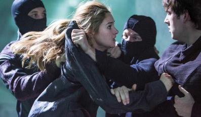 """Shailene Woodley jako """"Niezgodna"""""""