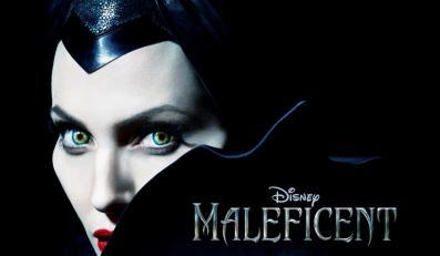 "Angelina Jolie na plakacie ""Maleficent"""