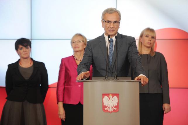 Oto nowy szef polskiego sportu. Biernat zajął miejsce Muchy