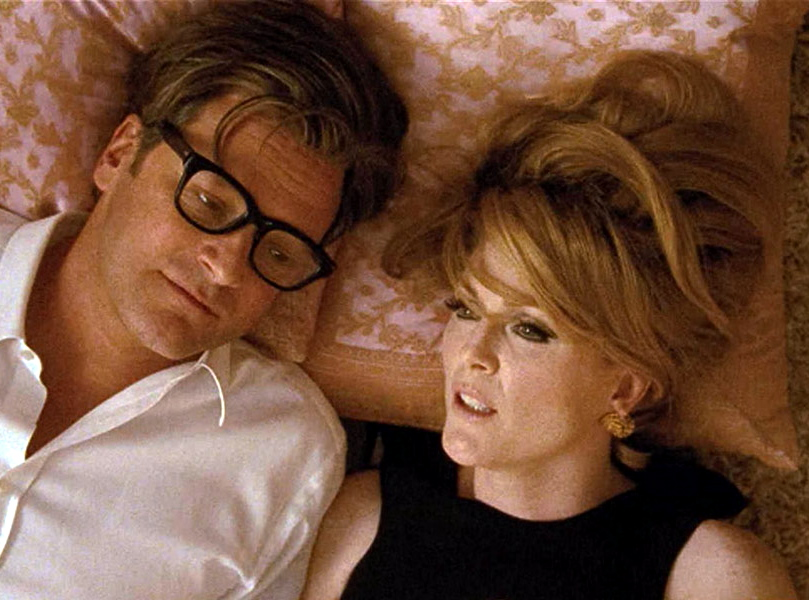 Colin Firth i Julianne Moore