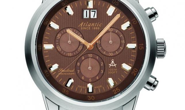Nowa linia zegarków dla dynamicznych i wymagających mężczyzn