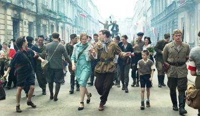 """""""Miasto 44"""" to śmiała próba opowiedzenia o Powstaniu Warszawskim w nowy sposób"""