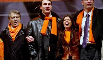 Pomarańczowa rewolucja 2004