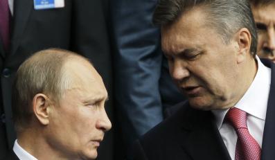 Janukowycz może ulec rosyjskiej presji?