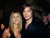 Brad Pitt i Jennifer Aniston w roku 2000