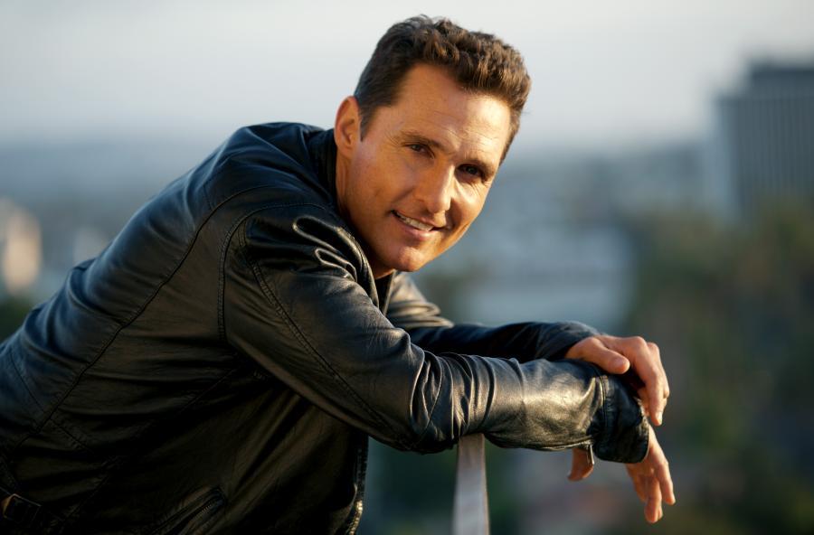 Matthew McConaughey z widokami na Oscara