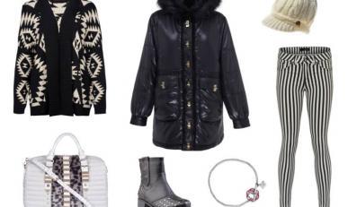 Otul się! Modne STYLIZACJE na zimę 2014