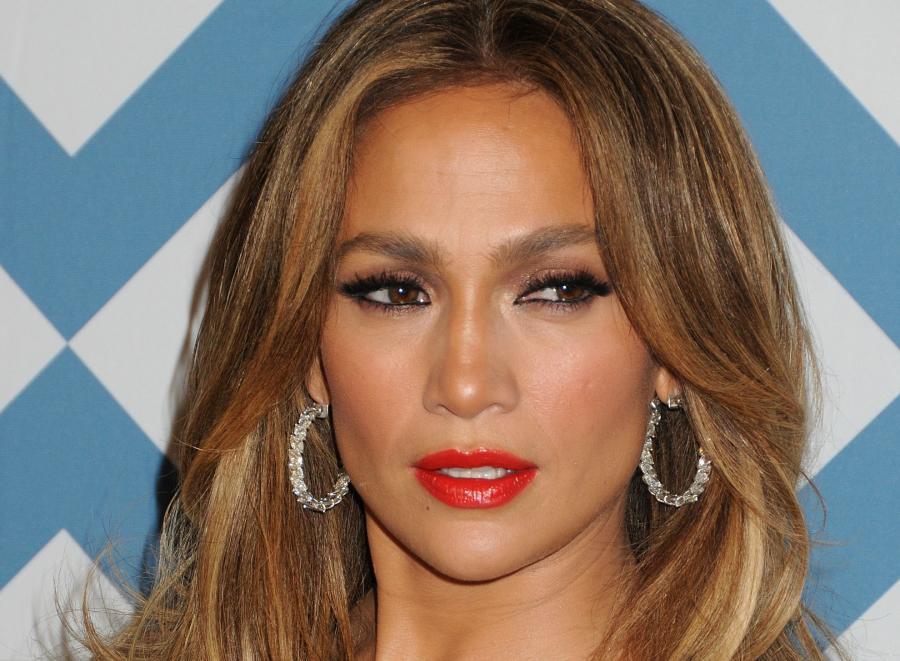 Jennifer Lopez przedtawia \