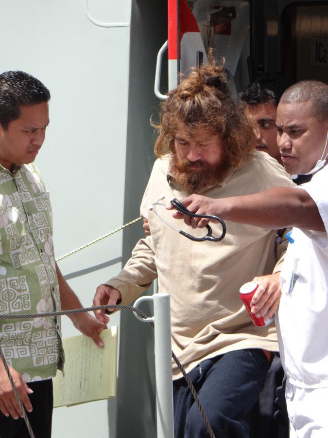 Jose Salvador Alvarenga, rozbitek z Salwadoru oznaleziony na Wyspach Marshalla
