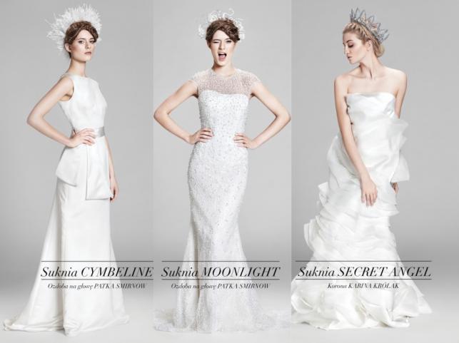 Suknie ślubne 2014