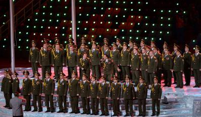 Ceremonia otwarcia igrzysk w Soczi