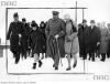 Przyjazd marszałka Polski Józefa Piłsudskiego do Gdyni po pobycie na Maderze - 1931 rok