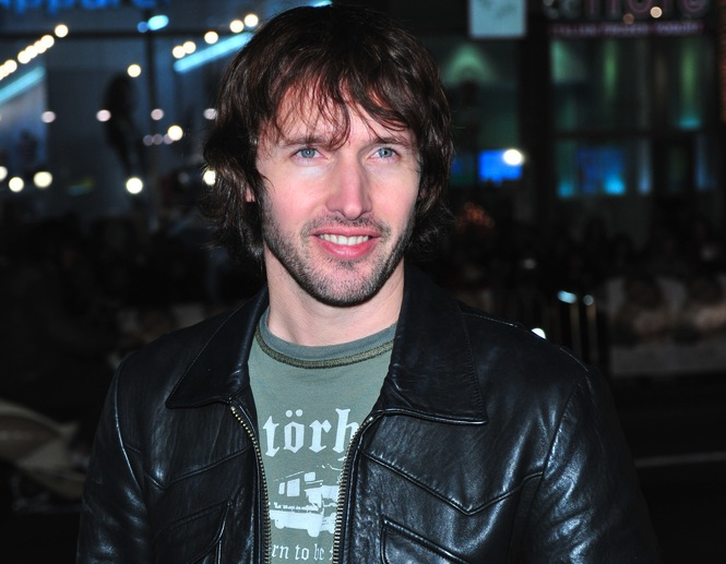 Sadomasochista James Blunt