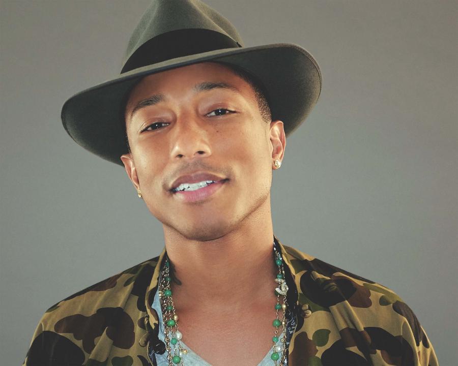 Pharrell Williams zapowiada płytę N.E.R.D