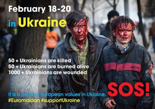 Cały świat wspiera Ukraińców