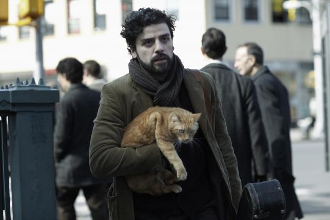 "Oscar Isaac w filmie ""Co jest grane, Davis?"" *copyright: Alison Rosa ©2012 Long Strange Trip LLC"