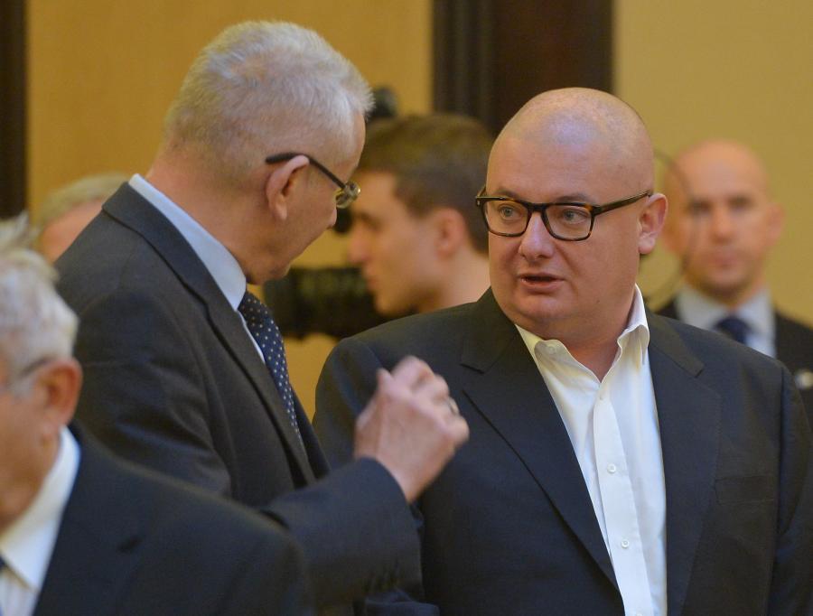 Europoseł Michał Kamiński