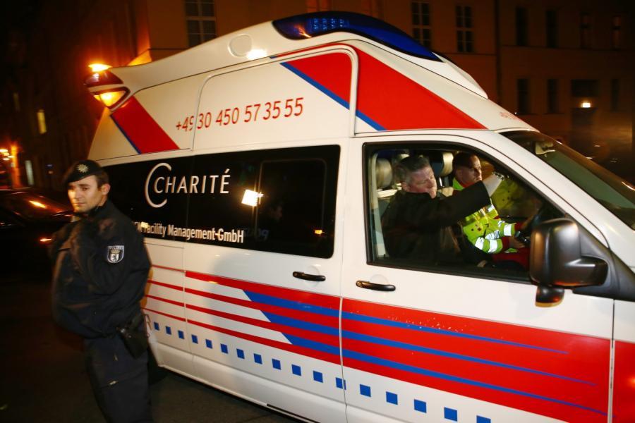 Ambulans kliniki Charite