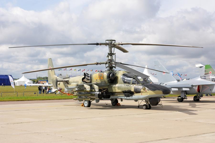 "Ka-52 - ""Aligator"""