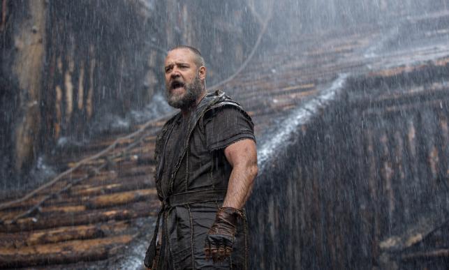 Russell Crowe jako Noe w nowej wersji biblijnej historii