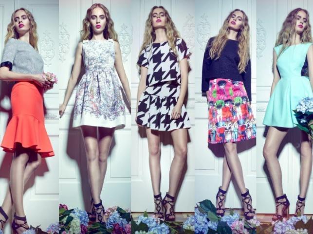 Yoshe - kolekcja wiosna/lato 2014