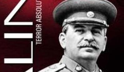 "Okładka książki ""Stalin. Terror absolutny"""