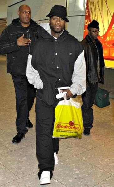 50 Cent z siatką dyskontu? Inwencja internautów nie zna granic