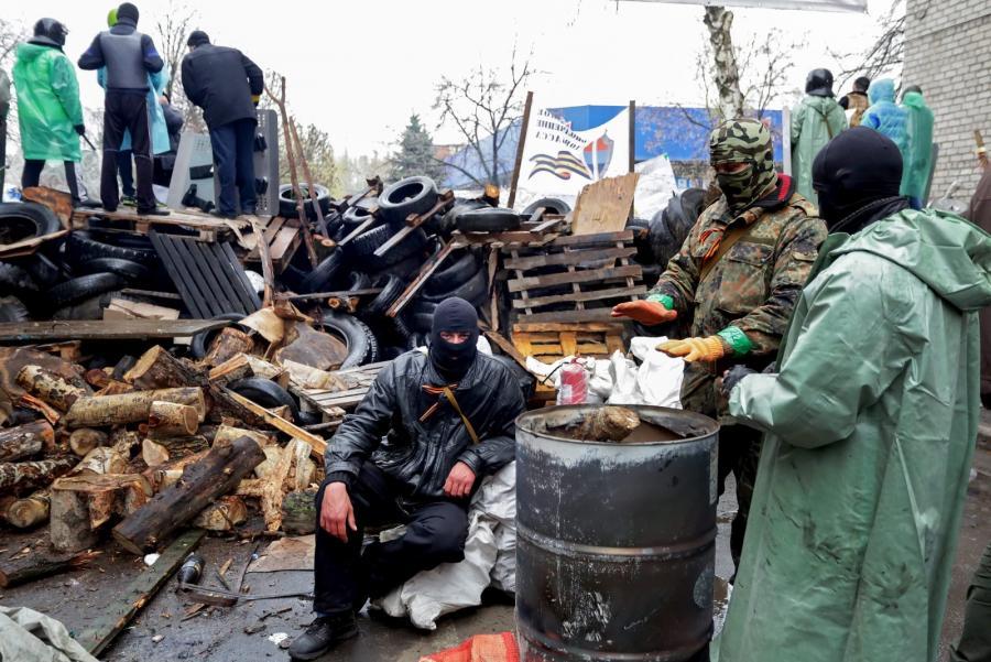 Prorosyjscy separatyści