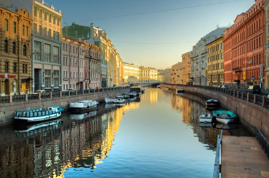 Sankt Petersburg Rosja