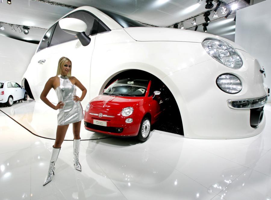 Luksusowy kabriolet z Polski kręci światem