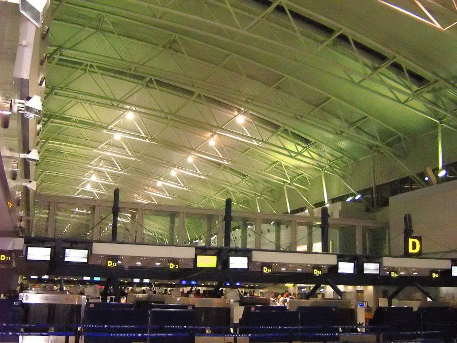 Port lotniczy w Pekinie