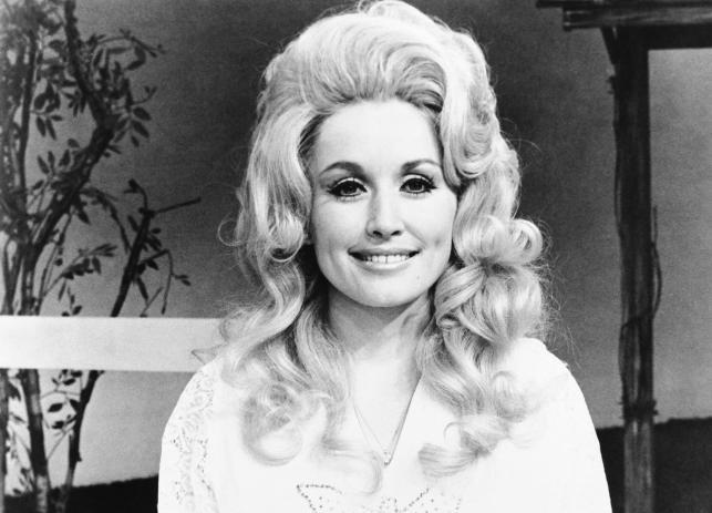 Dolly Parton sprzed lat (rok 1975)