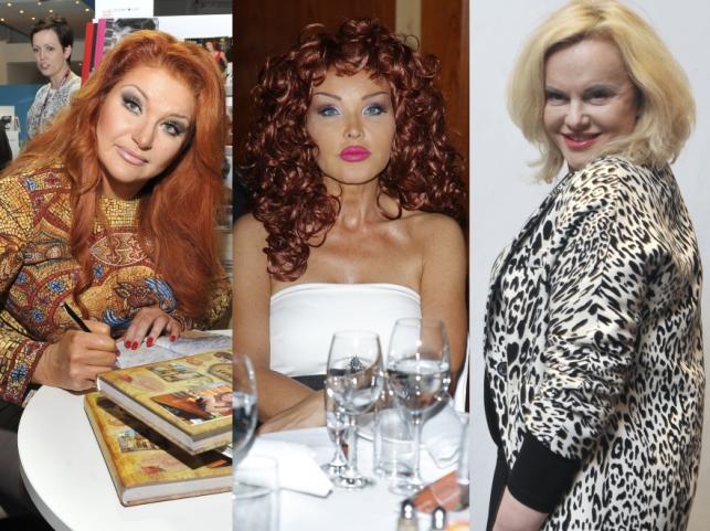 Marta Grycan, Eva Minge i Joanna Kurowska