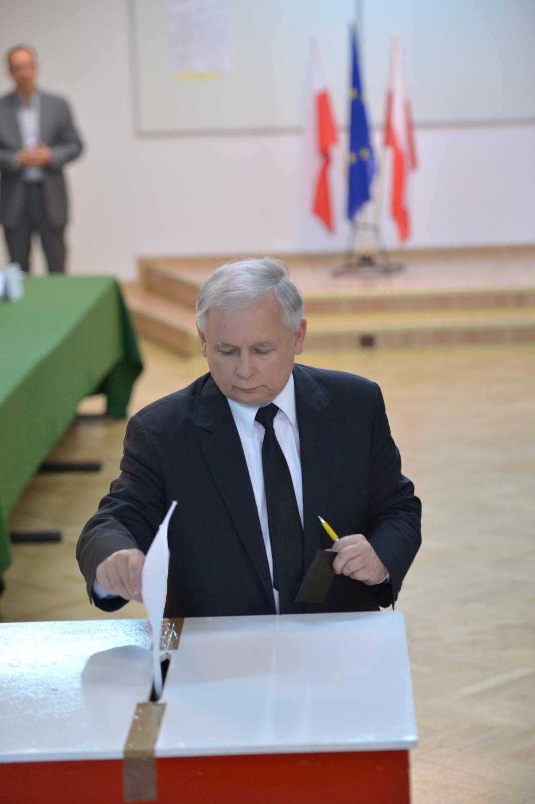 Lech Wałęsa wybory eurowybory