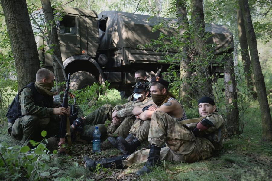 Prorosyjscy rebelianci