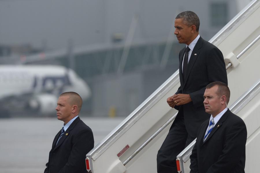 Barack Obama Polska prezydent USA