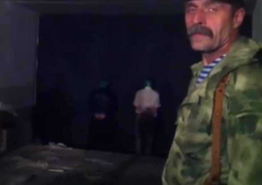 Egzekucja ukraińskich oficerów