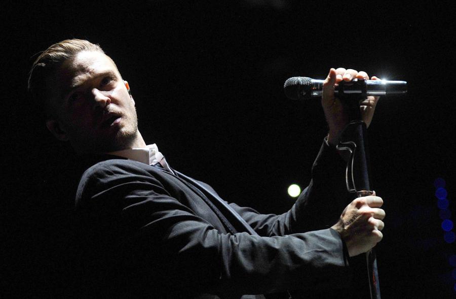 Justin Timberlake o miłości z pomocą fanów