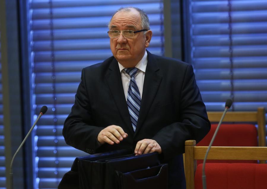 Jerzy Kozdroń, poseł PO