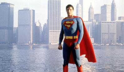Christopher Reeve jako Superman