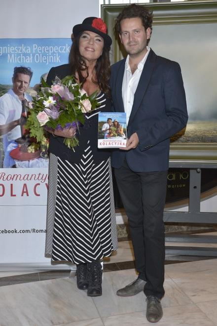 Agnieszka Fitkau-Perepeczko i Michał Olejnik