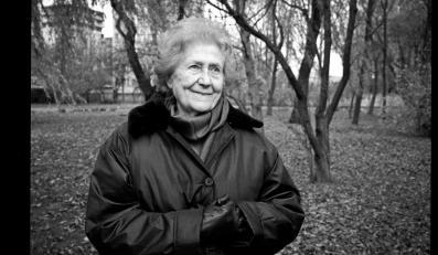 Halina Hołownia z domu Wołłowicz, ciotka Bronisława Komorowskiego