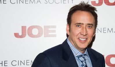 Świeżo upieczony dziadek Nicolas Cage