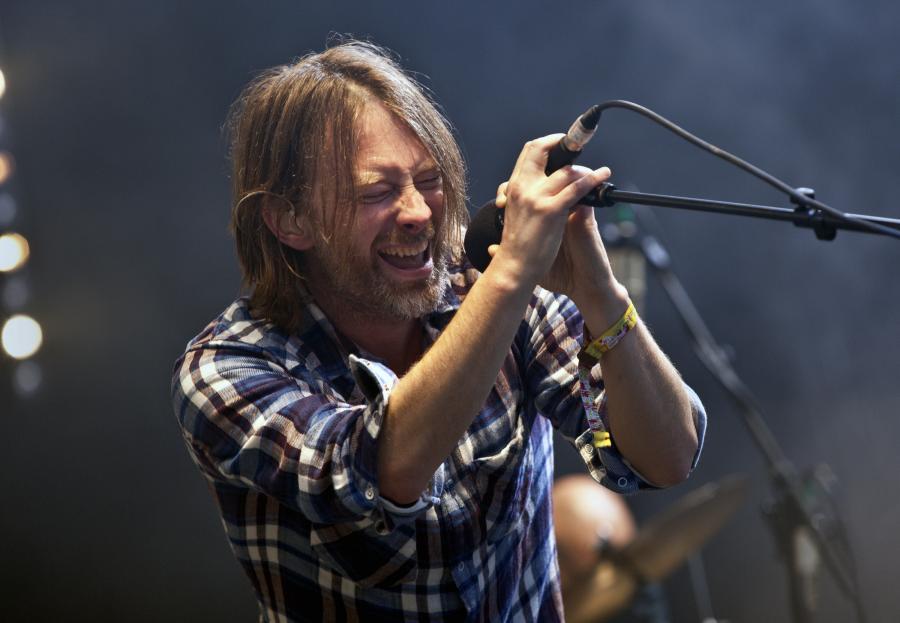 Radiohead nagrywa po wakacjach