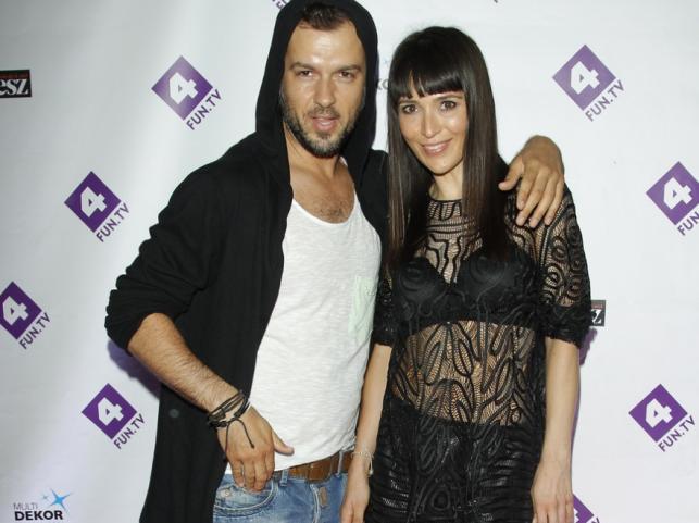 Janja Lesar i Krzysztof Hulboj