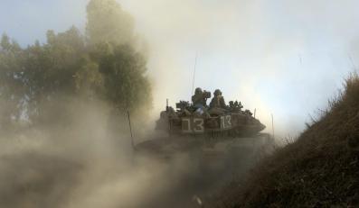 Wojna w Strefie Gazy