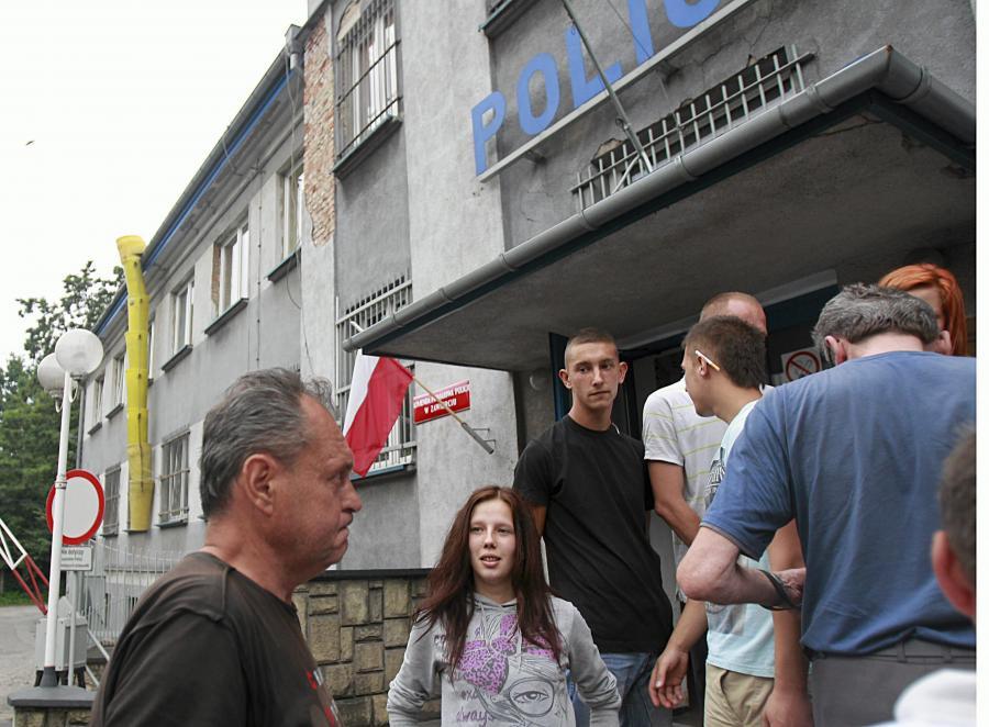 Zawiercie. Mariusz Gajewski, ojciec 21-letniego Adriana