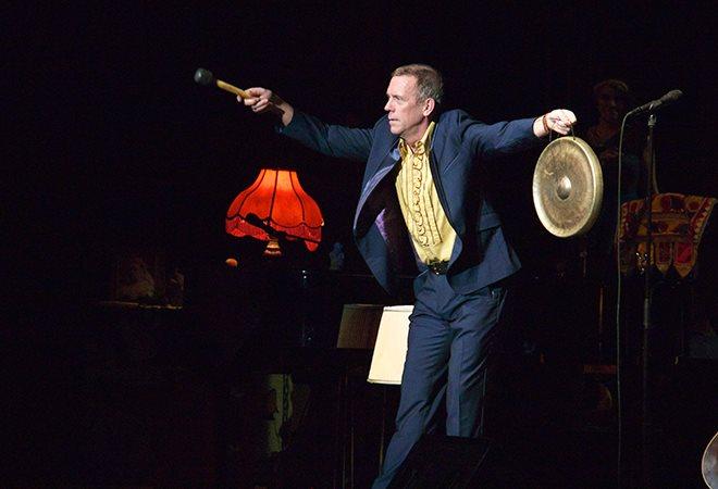 Hugh Laurie na trzech koncertach w Polsce