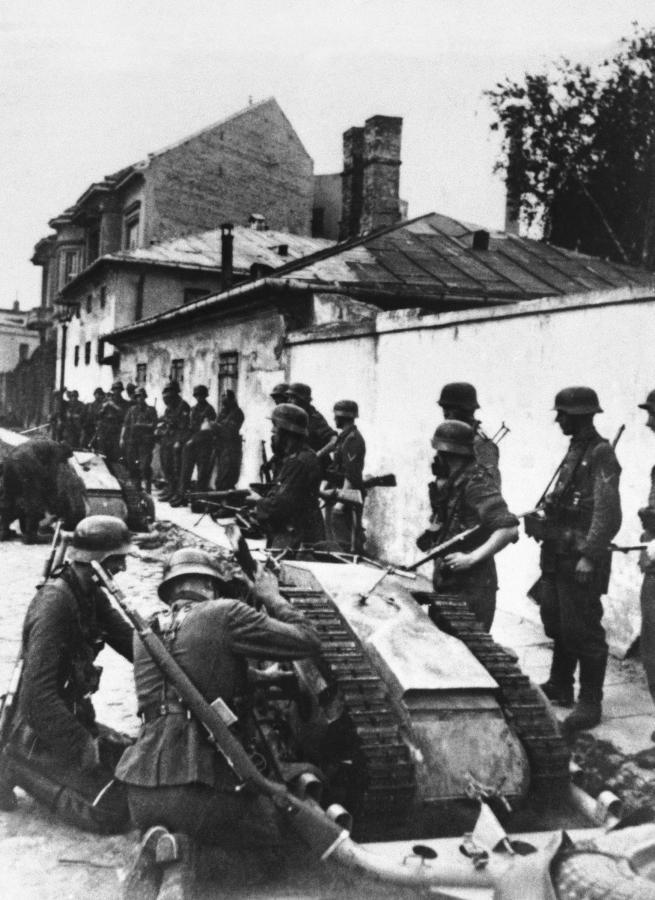 Niemcy przygotowują miniaturowy czołg Goliath