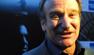 """Robin Williams nie skończył pracy nad """"Absolutely""""?"""